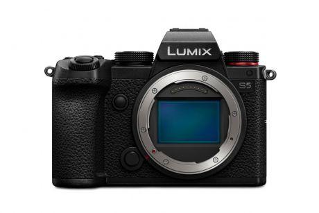 Фотоаппарат Panasonic Lumix DC-S5 Body