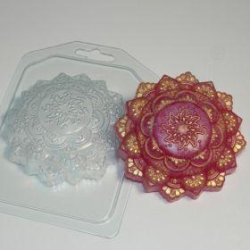 Форма для мыла и шоколада Индийский орнамент