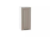 Шкаф верхний с 1-ой дверцей Ницца Royal В300 в цвете Omnia