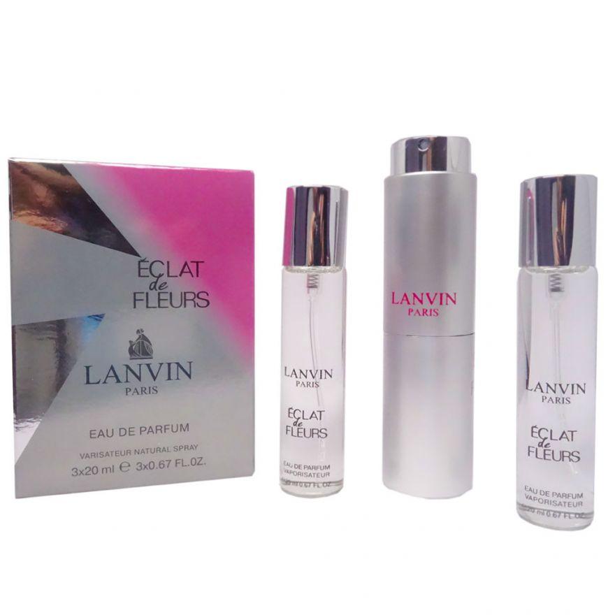 Lanvin Eclat de Fleurs 3x20 ml
