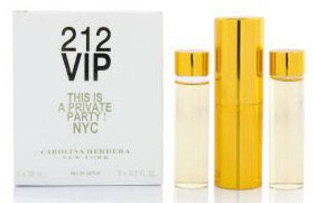 Carolina Herrera 212 VIP 3x20 ml