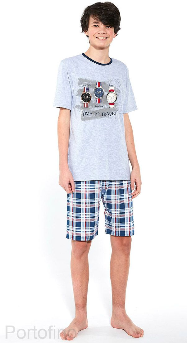 551-34 Пижама подростковая Cornette