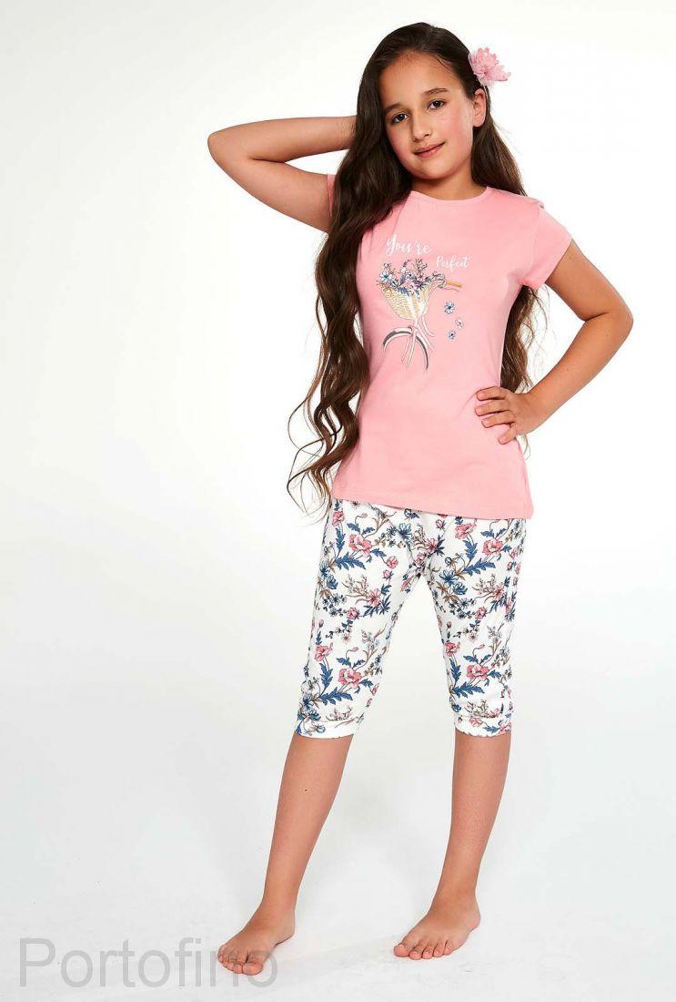 490-88 Пижама для девочек Cornette