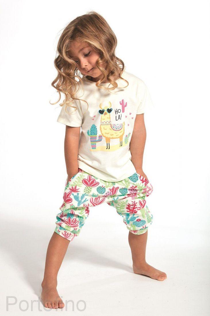 479-81 Пижама для девочек Cornette