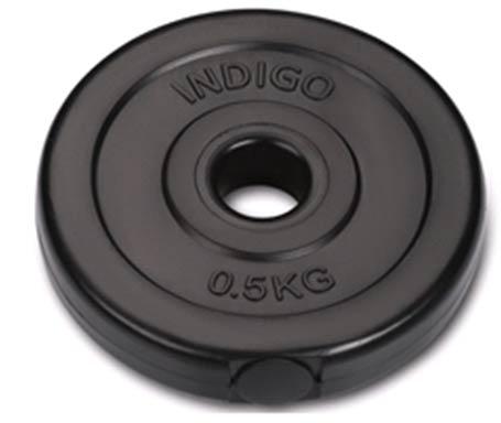 Диск пластиковый INDIGO IN123 d26мм 0,5кг