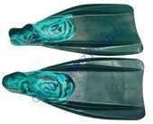 """Ласты """"Дельфин"""" резиновые зеленый"""