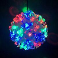 Светодиодный LED Шар С Лампами В Виде Цветов Led Light, 500 Ламп_3