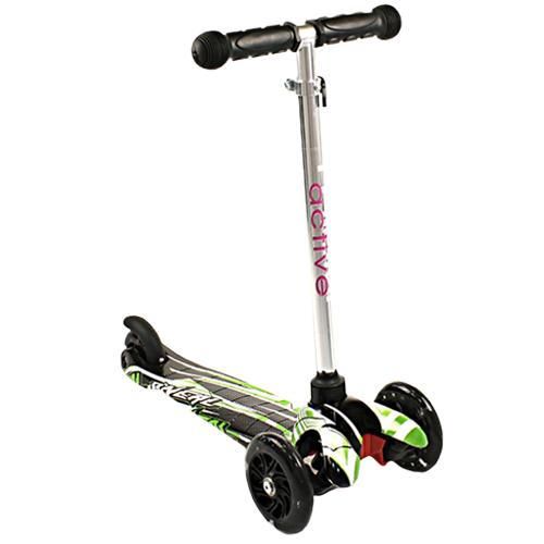 Самокат Scooter Mini Flash. Цвет: Racer.