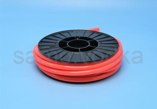 Пневмошланг 10х6,5 мм (красный)