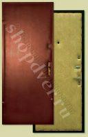 металлические двери эконом класс