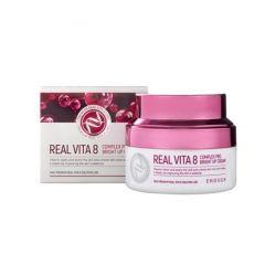 484985 ENOUGH Питательный крем для лица с 8 витаминами Real Vita 8 Complex Pro Bright up Cream