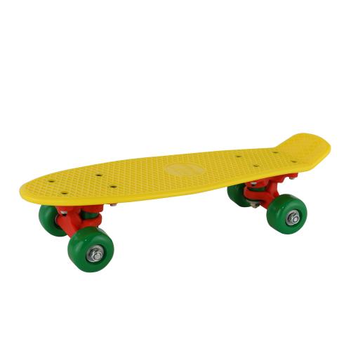 Скейтборд PNB-12 Yellow