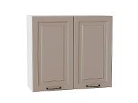 Шкаф верхний с 2-мя дверцами Ницца Royal В800 в цвете Omnia