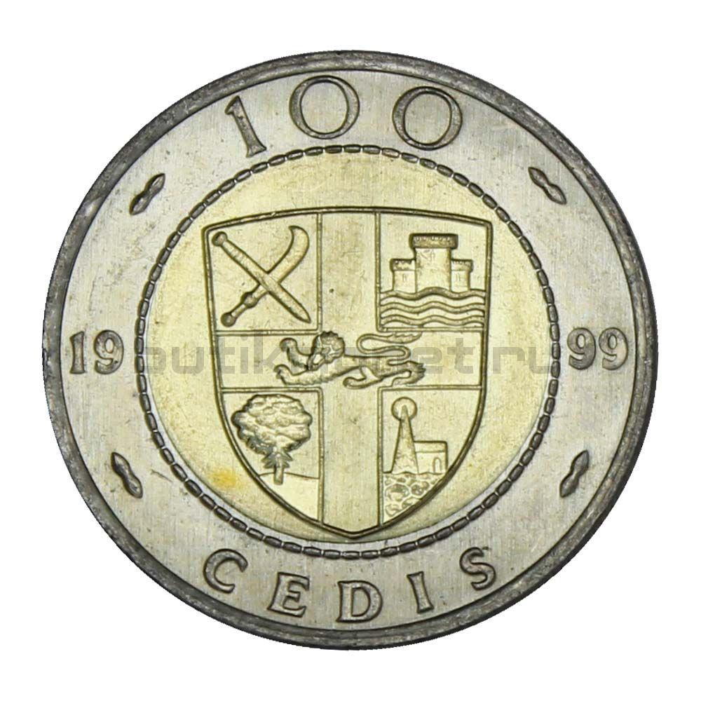100 седи 1999 Гана