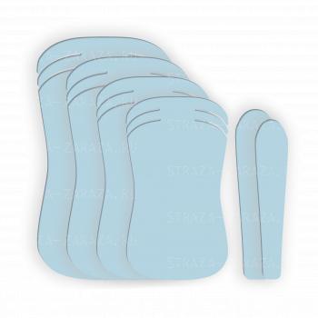 Комплект Планшетов для покраски и расклейки страз