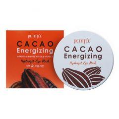 850696 Petitfee Cacao Маска под глаза Energizing Hydrogel Eye Mask