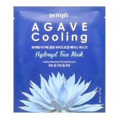 850443 Petitfee Охлаждающая гидрогелевая маска с экстрактом агавы Agave Cooling Hydrogel Face Mask