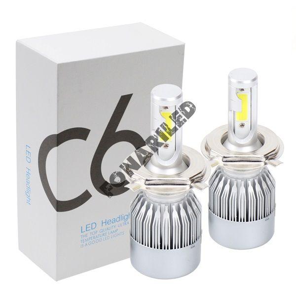 Светодиодные лампы H4 серия C6