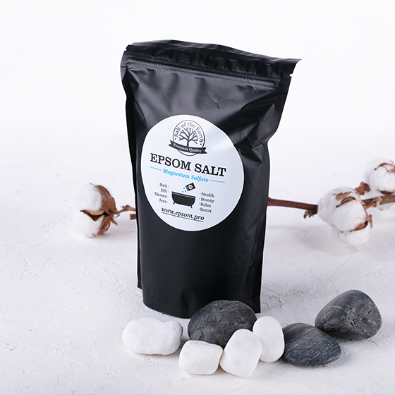 Английская соль для ванны Salt of the Earth 0,5 кг