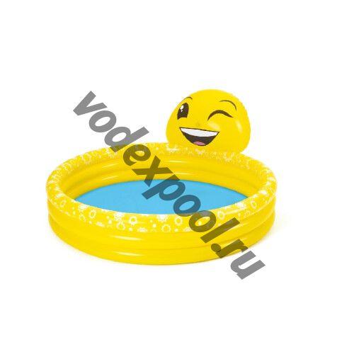 Детский надувной бассейн Bestway 53081 (165х144х69 см)