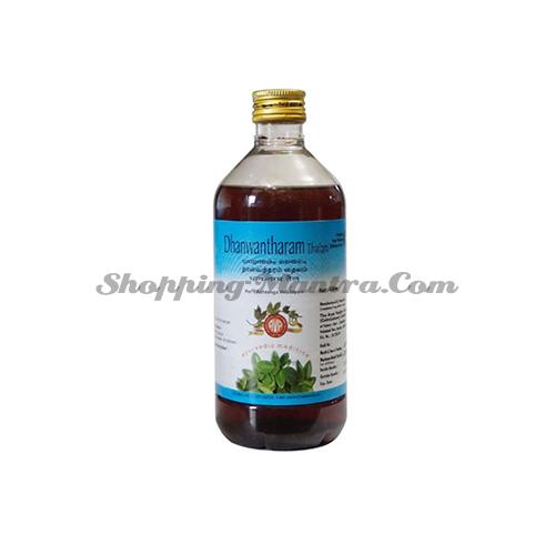 Дханвантарам Тайлам (масло) Арья Вайдья Фарма | AVP (Arya Vaidya Pharmacy) Dhanwantharam Thailam