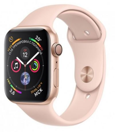 Apple Watch Series 4 GPS 44mm Pink
