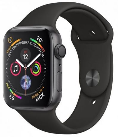 Apple Watch Series 4 GPS 44mm Black