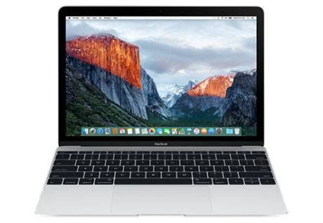 Apple MacBook 12 Silver, MLHA2