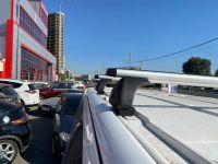 Багажник на крышу Peugeot Traveller, минивен, 2016-..., Евродеталь, аэродинамические дуги