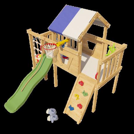 Детский игровой чердак Винни