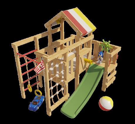 Детский игровой чердак Соник