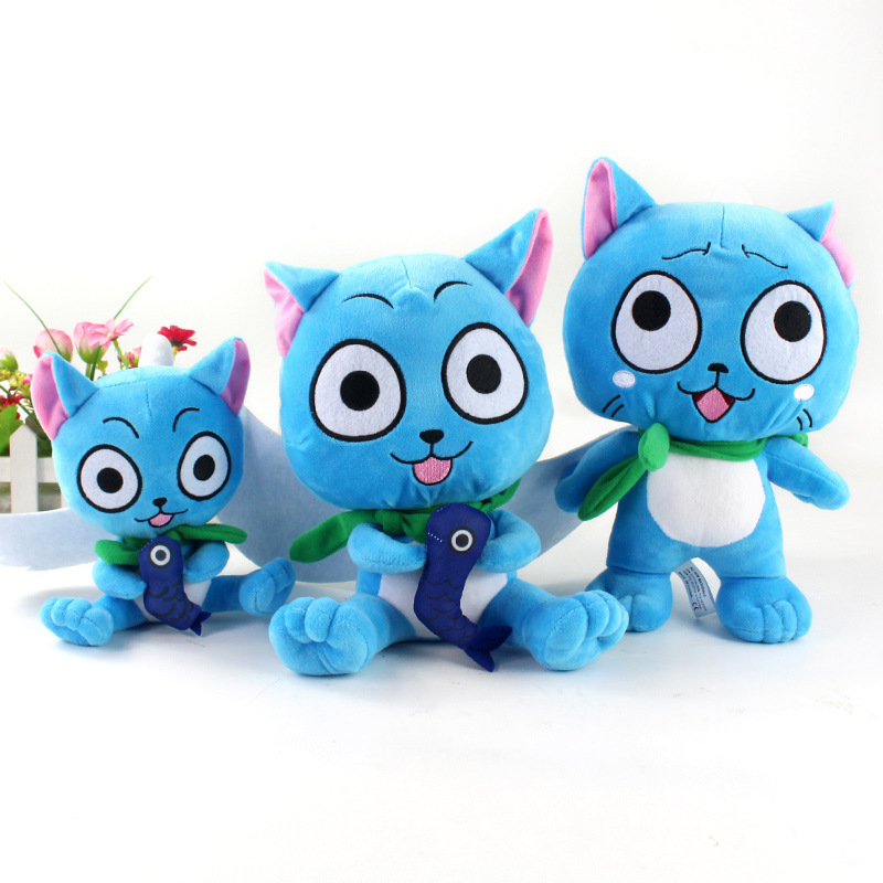 Плюшевая игрушка Fairy Tail Хэппи