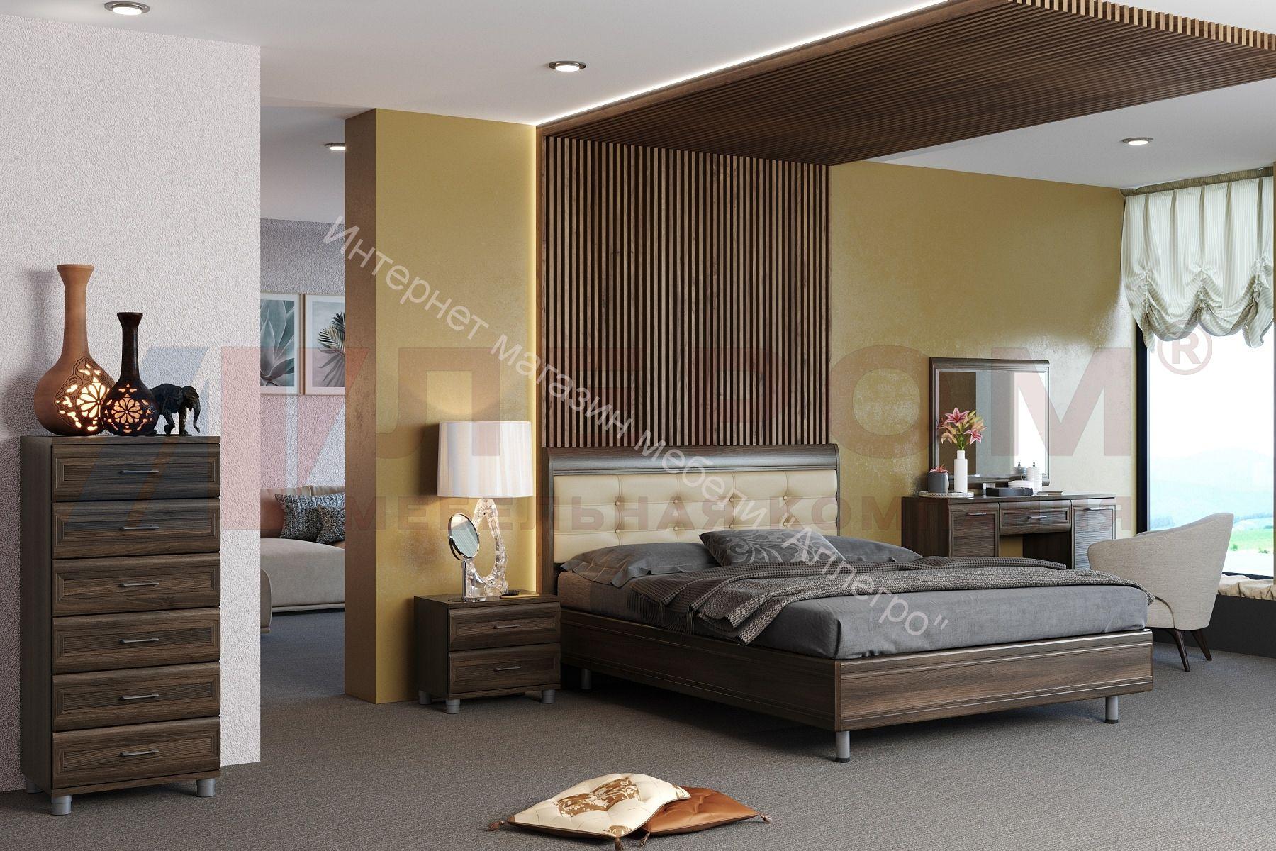 Спальня МЕЛИССА  композиции  и модули
