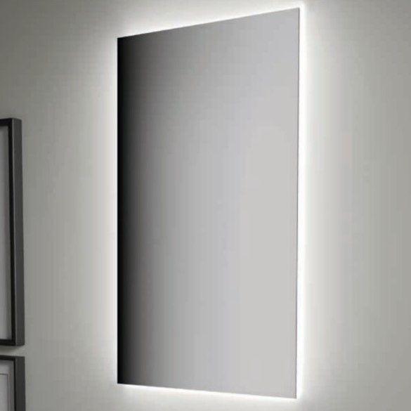 Прямоугольное зеркало с подсветкой Hatria Area ФОТО