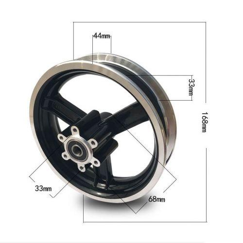 Обод переднего колеса для электросамоката Kugoo M3/M3PRO/M3LUX/M4/M4 PRO