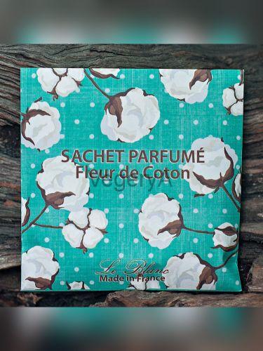 Ароматическое саше в бумажном пакете Le Blanc Хлопок