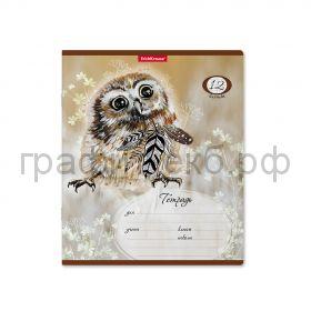 Тетрадь 12л.кл.ErichKrause Dream Owl 52938