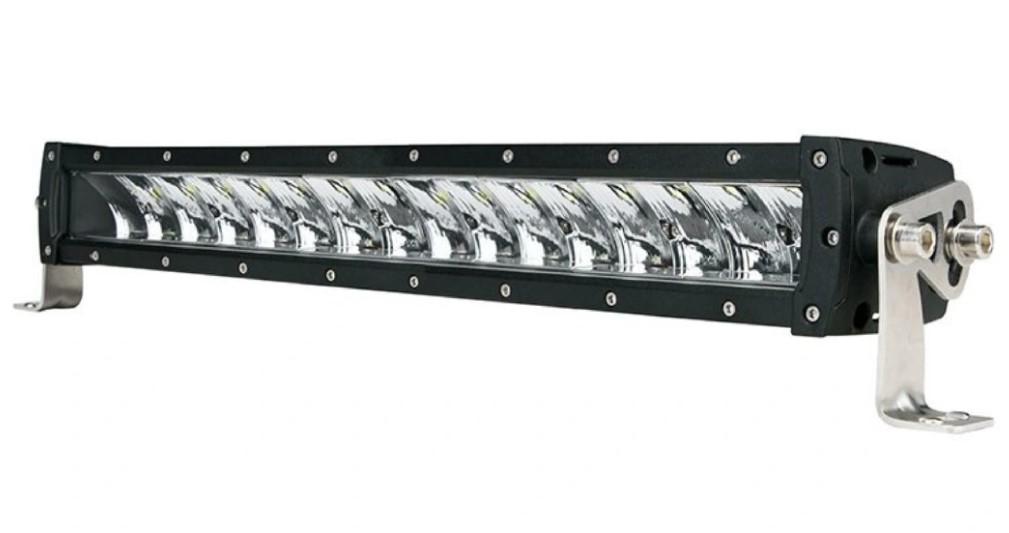 Однорядная светодиодная балка комбинированного света