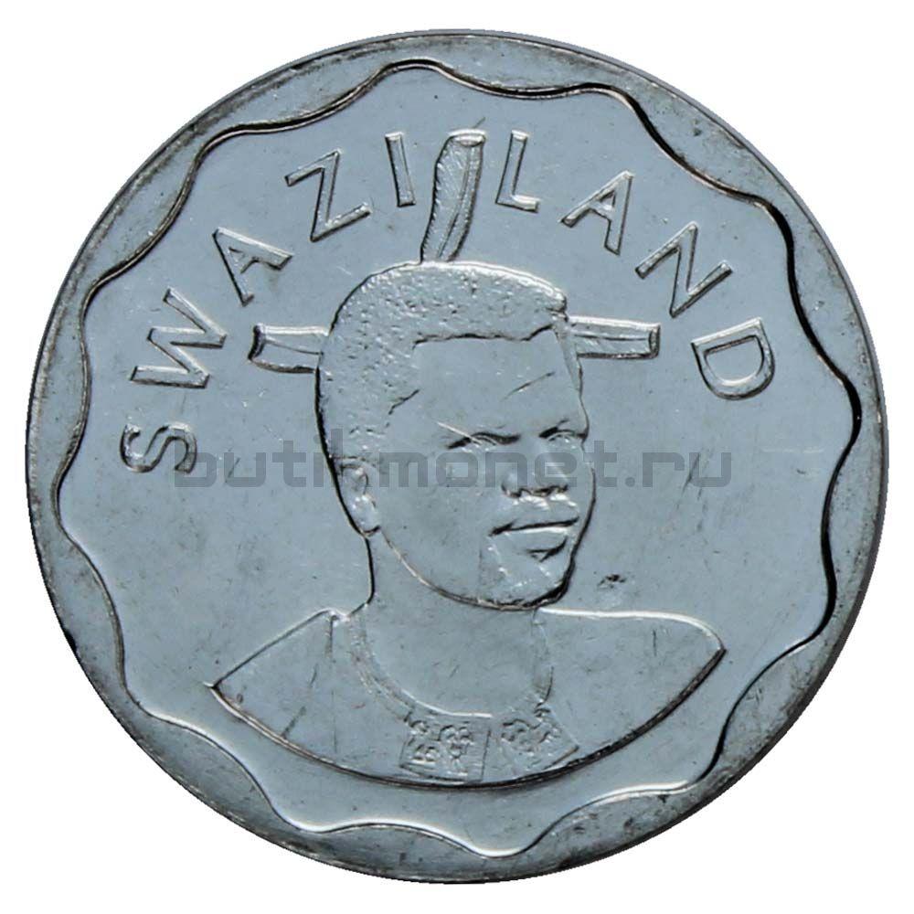 20 центов 2011 Свазиленд