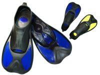 Ласты для плавания в бассейне DR02-XL (44-45) . артикул 00344