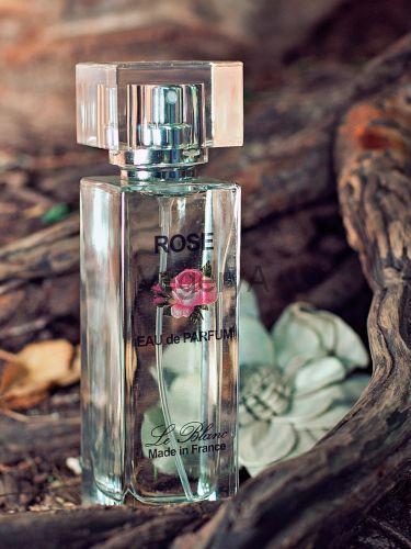 Парфюмированная вода 47 мл. Le Blanc Роза