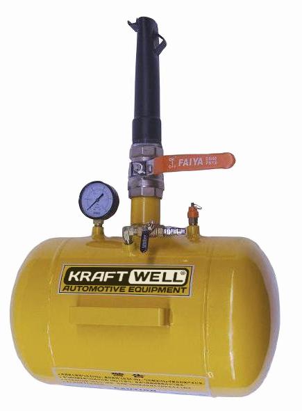 KraftWell KRWB-38 Бустер 38 л. для взрывной накачки колес