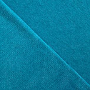Трикотаж - Насыщенно-голубой 50*30 см.
