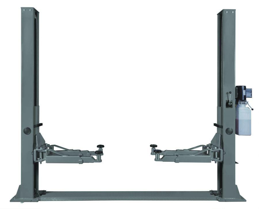 KraftWell KRW4MLS/220 Подъемник двухстоечный г/п 4000 кг. электрогидравлический