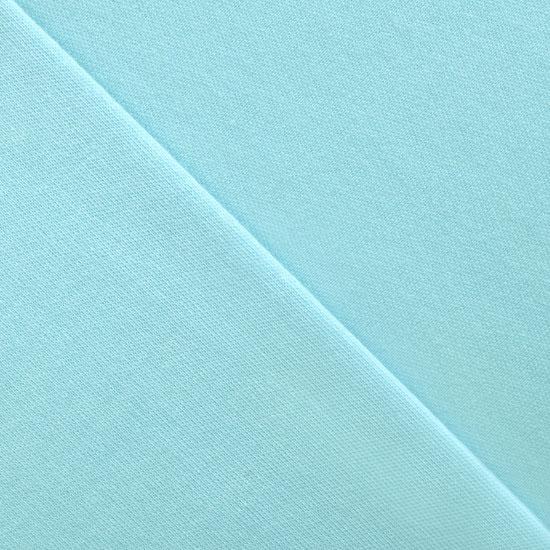 Лоскут трикотажной ткани - Нежно-голубой 50*30 см.
