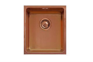 Мойка под столешницу Seaman Eco Roma SMR-4438A Red Bronze (PVD),красная бронза
