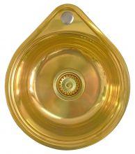 Мойка врезная Seaman Eco Wien SWT-3945 Gold (PVD, Polish *12), золото