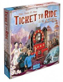 Билет на поезд. Азия