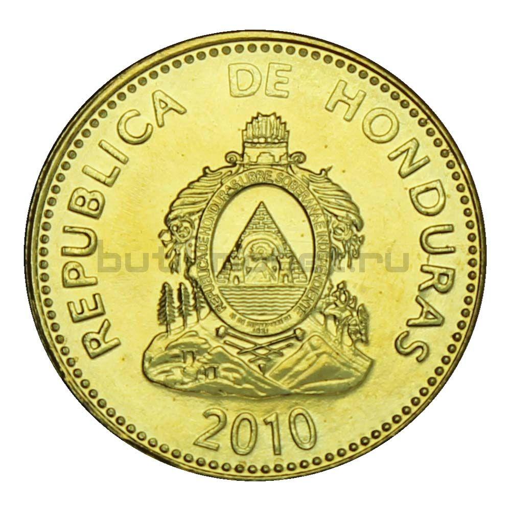 5 сентаво 2010 Гондурас