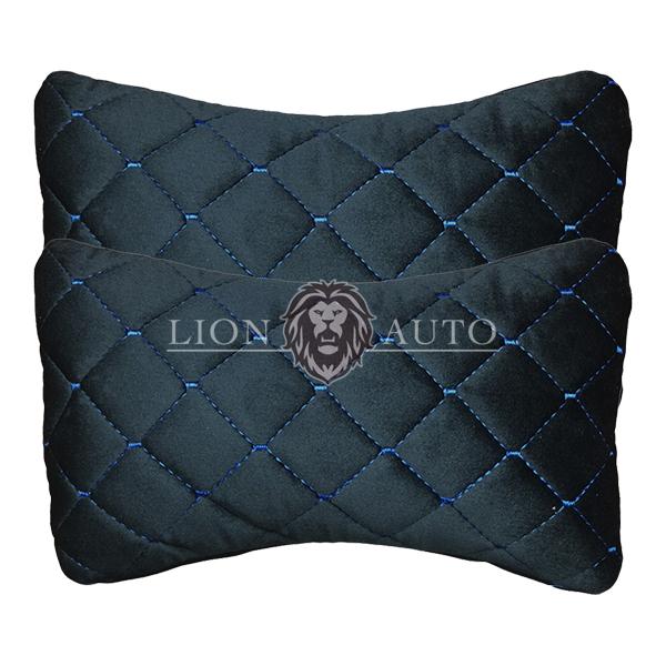 Подушка из алькантары